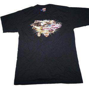 Made in USA Harley-Davidson Free Spirit Shirt XL